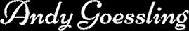 Andy Goessling Logo
